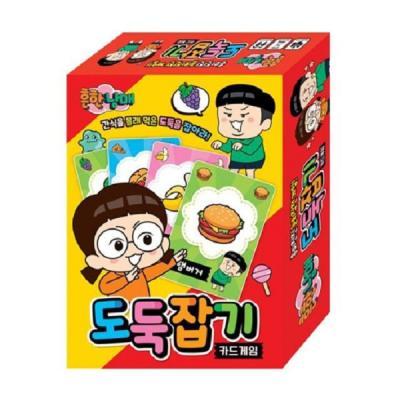 흔한남매 도둑잡기 카드게임 / 5세이상 2-4인