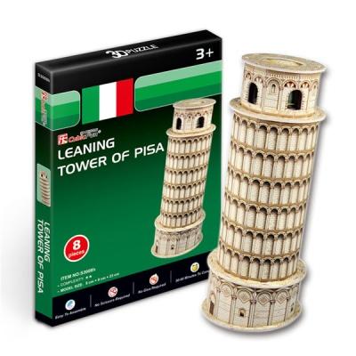 세계유명건축물 입체퍼즐 피사의사탑 미니