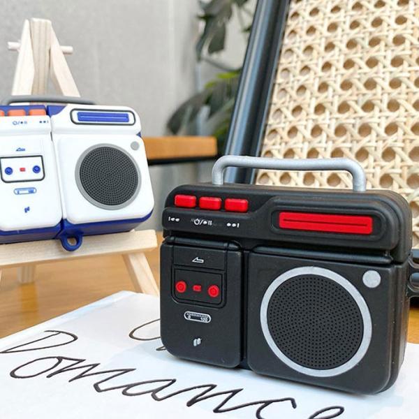 라디오컨셉 에어팟케이스(에어팟프로)