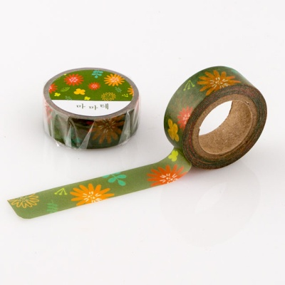 초록초록 민들레들 마마테