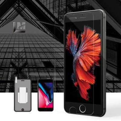 New리더스엠 아이폰6플러스 강화유리 액정보호필름