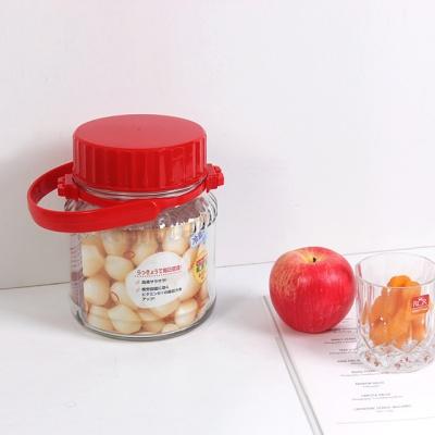 키친 과일주 유리병 (2리터)