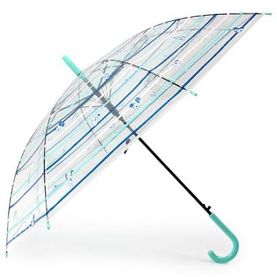 미키마우스 58 프렌즈 POE 우산 캐릭터 투명 8세이상