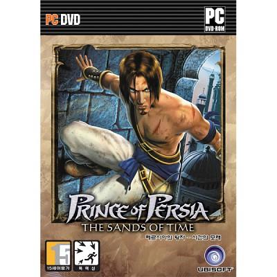 (PC-DVD) 페르시아의 왕자 : 시간의 모래