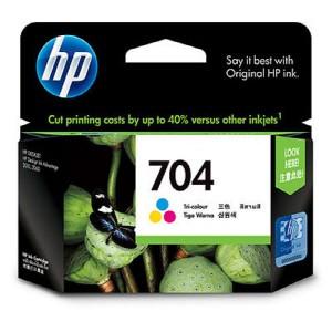 HP CN693AA / NO.704 / Tri-color ink / 200P