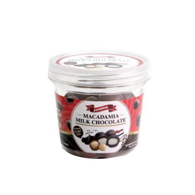 초콜릿튜브(밀크초콜릿마카다미아)