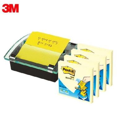 3M 포스트잇 크리스탈 디스펜서 DS-330 [00031879]