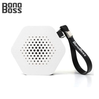 보노보스 아웃도어 블루투스 스피커 BOS-S100A TIARA (IPX5방수 / 자동페어링 / AUX연결지원)