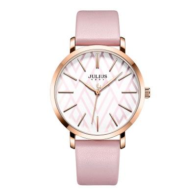 [쥴리어스공식] JA-1114 여성시계 가죽시계
