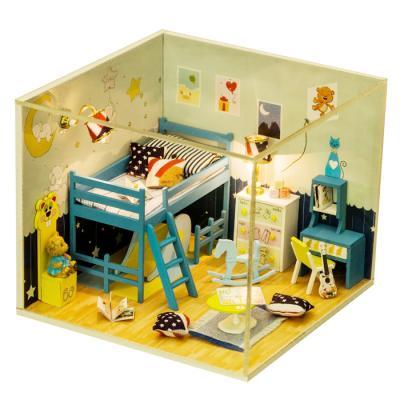[adico]DIY 미니어처 하우스 - 꿈돌이의 방