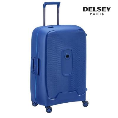 [델시]몽시 26인치 (Blue) 수화물 경량 프레임