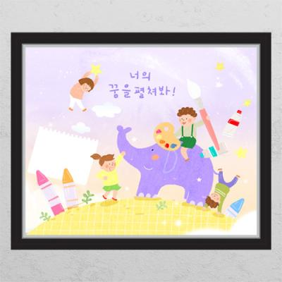 tc395-너의꿈을응원해7_창문그림액자
