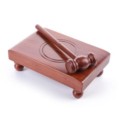 의사봉 판사봉 세트 NBR001