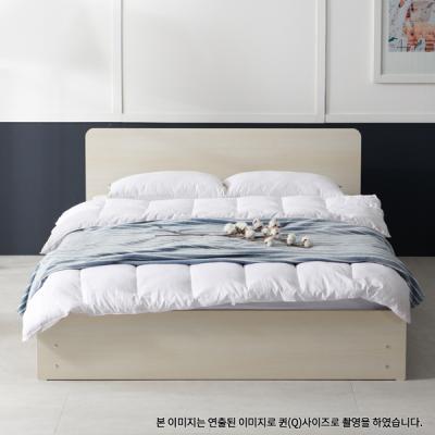 아르메 에이든 평상형 침대 SS_매트별도
