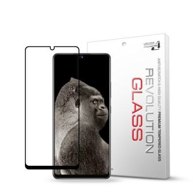 프로텍트엠 갤럭시A42 5G 풀커버 강화유리 액정 필름