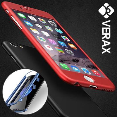 P001 아이폰6S플러스 풀커버 정품 하드케이스