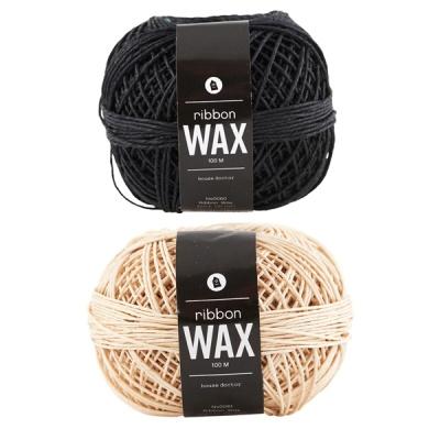 [House Doctor]Ribbon Wax 2Colors 데코용 마끈