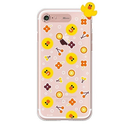 [SG DESIGN] iPHONE7 8라인프렌즈 샐리 PATTERN LIGHT