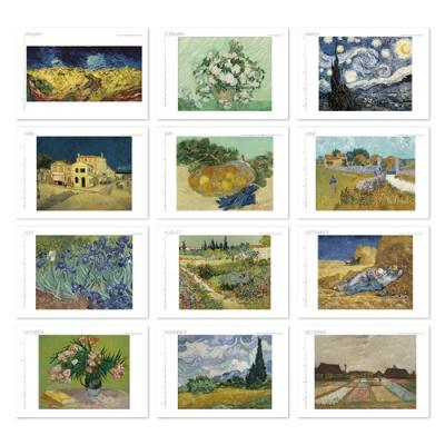 [2021 명화 캘린더] Vincent van Gogh 반 고흐 Type A