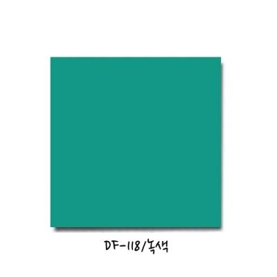[현진아트] DF양면칼라폼보드 5T (DF-118녹색) 6X9 [장/1]  114509