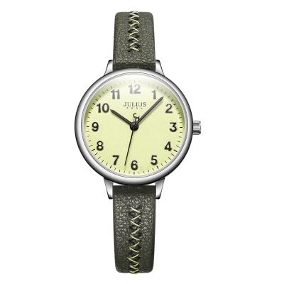 [쥴리어스공식] JA-1073 여성시계 가죽시계