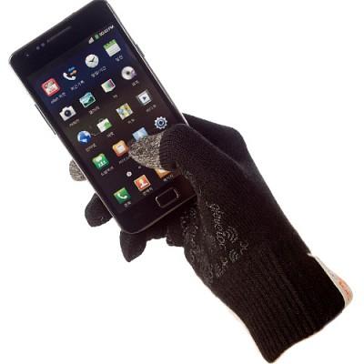 스마트폰 장갑 글로브톡 믹키  남여공용