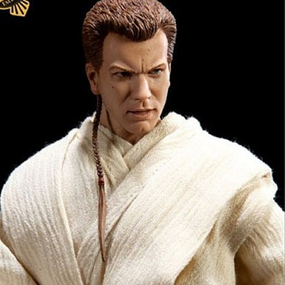 Padawan Obi-Wan 1/6scale 피규어