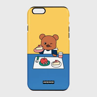 Picnic bear-yellow/blue(터프/슬라이드)