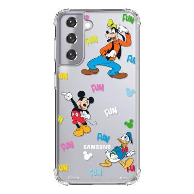 (방탄케이스) 디즈니 펀미키와친구들 휴대폰케이스