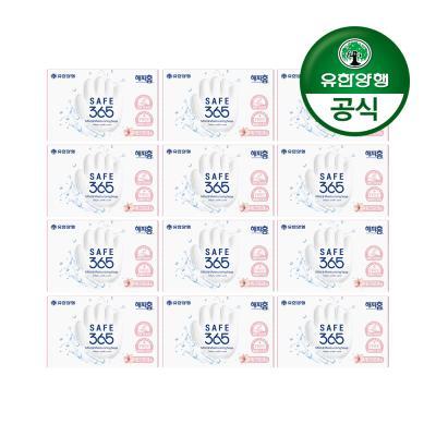 [유한양행]해피홈 비누 핑크포레향 (85gx1입) 12개