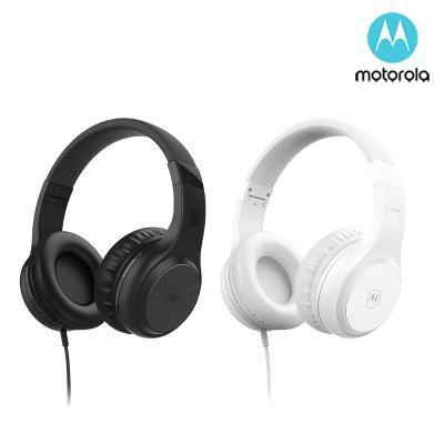 모토로라 모토엑스티120 유선 접이식헤드폰 MOTOXT120