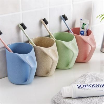 파스텔 욕실 칫솔컵 양치컵 물컵