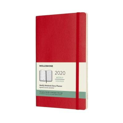 2020위클리/스칼렛레드 소프트 L