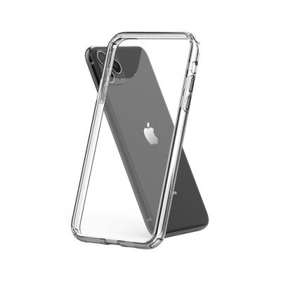 듀얼 프로텍션 클리어 아이폰11 케이스