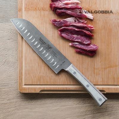 발고비아 산토쿠 나이프 18cm (한국형 식도)