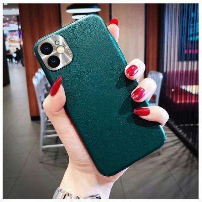 아이폰11pro max/프로 메탈 렌즈보호 휴대폰 젤리케이