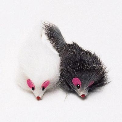 고양이 쥐 장난감 2in 사냥놀이 용품 마우스 인형