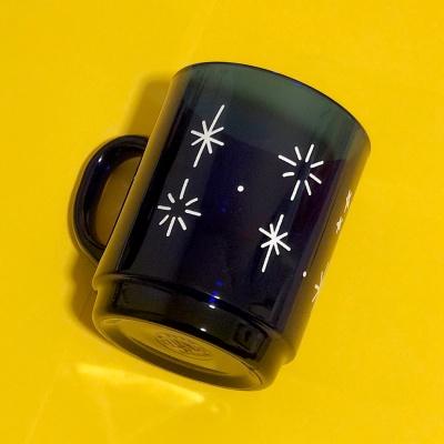 사파이어 별빛 내열유리 260ml 머그컵