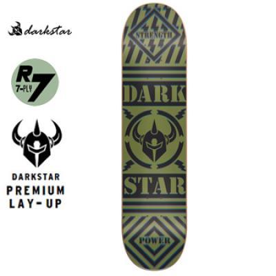[Darkstar] BLUNT MATTE ARMY SL DECK 8.25