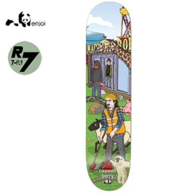 [enjoi] CASWELL BERRY CARNIVAL R7 DECK 8.0