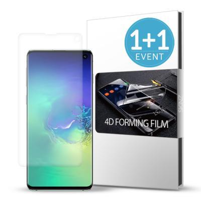 스킨즈 갤럭시S10 4D 풀커버 액정보호 필름 (2장)