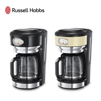 [러셀홉스] 영국 러셀홉스 프리미엄 레트로 커피메이커 RH-2170시리즈
