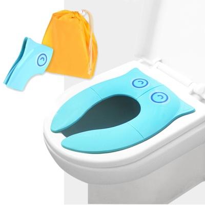 데코앤 플랜에코 휴대용 접이식 유아변기커버
