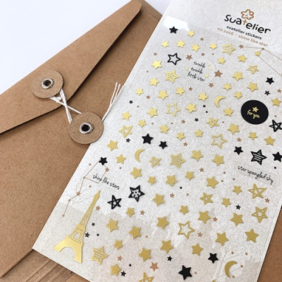 JR 스티커 1026-Shine like star