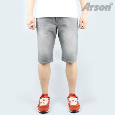 [ARSON] 알슨 #9060 arson s/pants (ice grey)