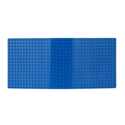 BRICKBRICK PIXEL F-PLATE BLUE