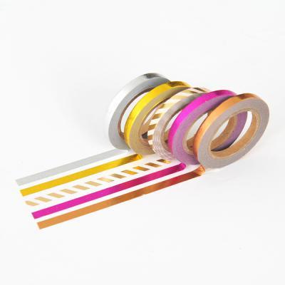 왈가닥스 포일 믹스 마스킹테이프-49 Foil Mix