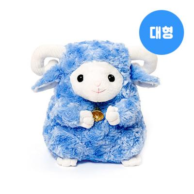 대관령 양떼인형-블루(대형)