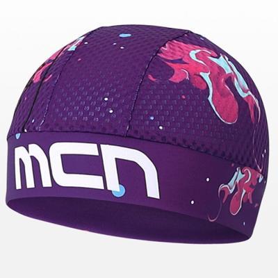 헬멧안에 착용하는 MESH SKULL CAP 세이프 더 플래닛