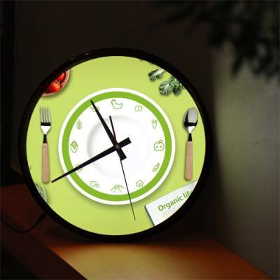 nf172-LED시계액자35R_맛있는식사시간